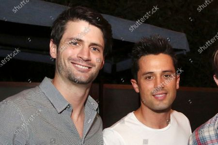 "James Lafferty, left, and Stephen Colletti appear at the Team Coco + Xbox Gaming Event in Venice, Calif. Early on in the first season of James Lafferty and Stephen Colletti's new series ""Everyone Is Doing Great,"" which debuted on Hulu, the two actors find themselves on some familiar ground - Wilmington, N.C. Both spent some of their most formative years in Wilmington as stars of The CW's ""One Tree Hill"