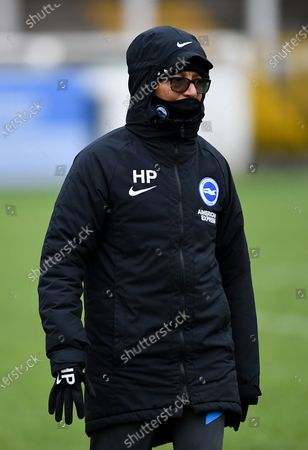 Brighton and Hove Albion Women manager Hope Powell