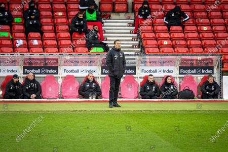 Editorial picture of Nottingham Forest v Barnsley, EFL Sky Bet Championship - 30 Jan 2021