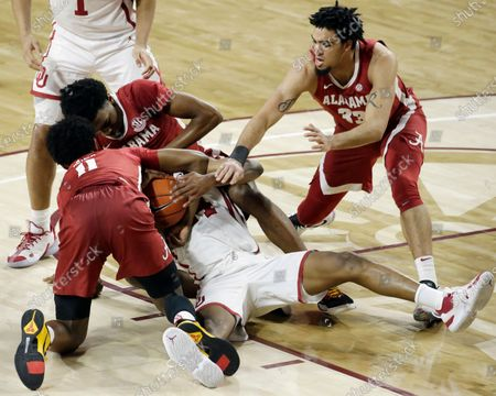 Editorial photo of Alabama Oklahoma Basketball, Norman, United States - 30 Jan 2021