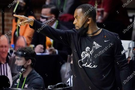Editorial photo of Arkansas Oklahoma St Basketball, Stillwater, United States - 30 Jan 2021