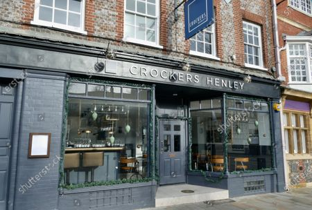 Stock Picture of Crockers in Henley-on-Thames is a Grade II, converted Georgian townhouse with seven large bedrooms. It's the second opening from Luke Garnsworthy, who once worked under Heston Blumenthal. It is in Falaise Square a prime position in the town. There are three restaurants serving everything from modern British fare to dishes with a pan-Asian focus