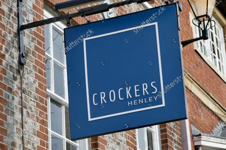 Stock Photo of Crockers in Henley-on-Thames is a Grade II, converted Georgian townhouse with seven large bedrooms. It's the second opening from Luke Garnsworthy, who once worked under Heston Blumenthal. It is in Falaise Square a prime position in the town. There are three restaurants serving everything from modern British fare to dishes with a pan-Asian focus