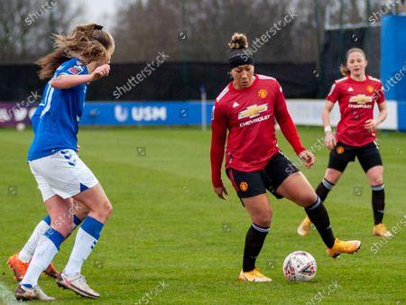 Lauren James (#16 Man Utd)