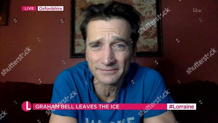 Editorial picture of 'Lorraine' TV Show, London, UK - 01 Feb 2021