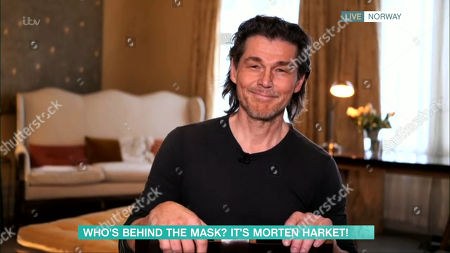 Editorial photo of 'This Morning' TV Show, London, UK - 01 Feb 2021