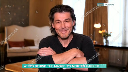Editorial picture of 'This Morning' TV Show, London, UK - 01 Feb 2021