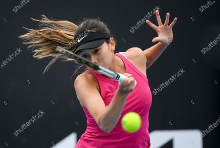 Editorial picture of Tennis Open, Melbourne, Australia - 31 Jan 2021