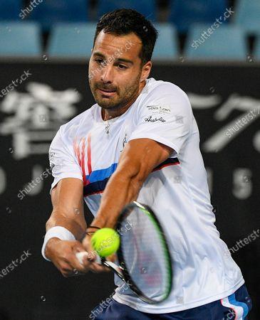 Editorial image of Tennis Open, Melbourne, Australia - 01 Feb 2021