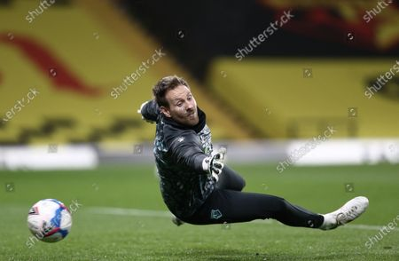 Stock Image of Rob Elliot of Watford