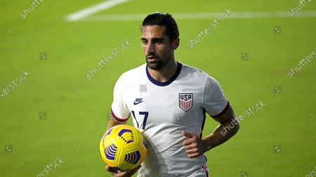 Editorial photo of Trinidad and Tobago US Soccer, Orlando, United States - 31 Jan 2021