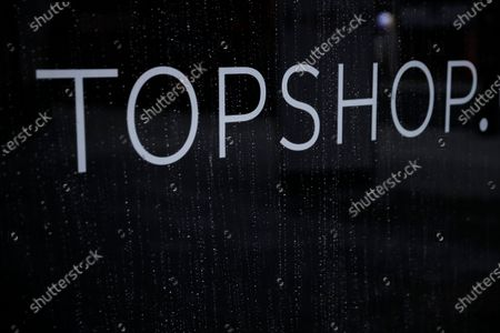 Editorial photo of Topshop, London, United Kingdom - 01 Feb 2021