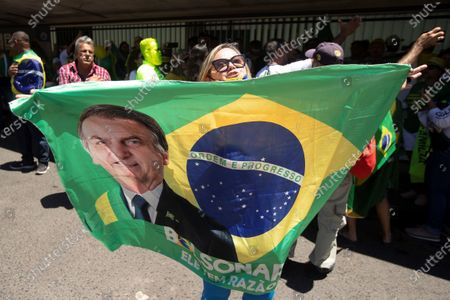 Editorial image of Congress renews authorities in the shadow of a possible Bolsonaro trial, Brasilia, Brazil - 01 Feb 2021