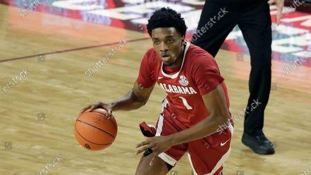 Editorial image of Alabama Oklahoma Basketball, Norman, United States - 30 Jan 2021