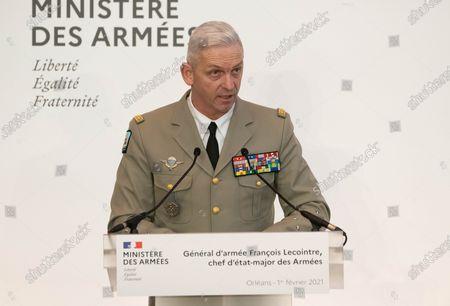 General Francois Lecointre.