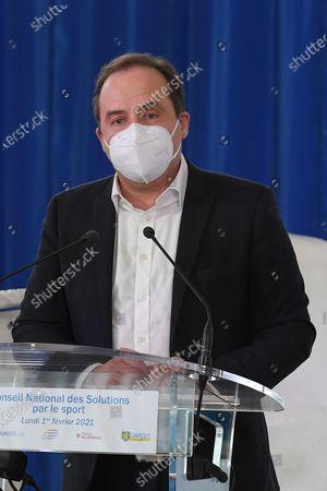Deputy Jean-Christophe Lagarde (UDI)