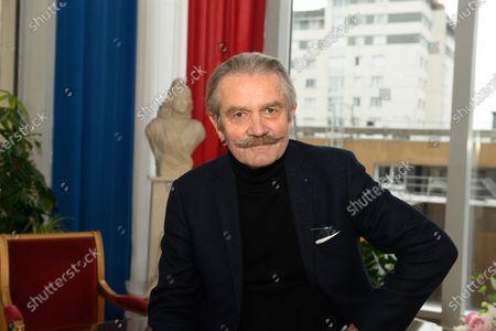 Stock Image of Frederic Thiriez