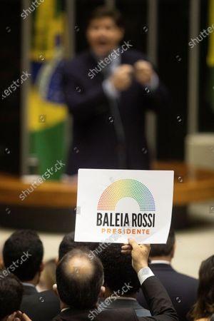 Editorial picture of Brazil renews Parliament directive, Brasilia - 01 Feb 2021