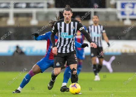 Editorial picture of Newcastle United v Crystal Palace, Premier League, Football, St. James' Park, Newcastle, UK - 02 Feb 2021