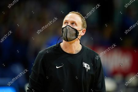 Editorial photo of Illinois St Drake Basketball, Des Moines, United States - 01 Feb 2021
