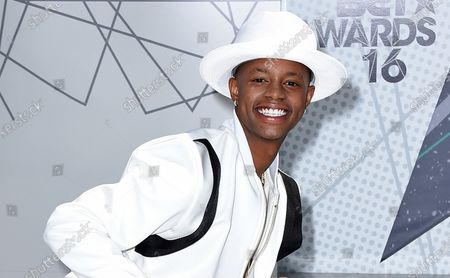 Silento arrives at the BET Awards in Los Angeles. On, authorities said Atlanta rapper Silento has been arrested and charged with murder in the January shooting death of his 34-year-old cousin