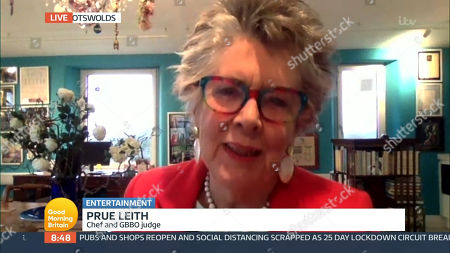 Stock Picture of Prue Leith