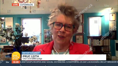 Stock Photo of Prue Leith