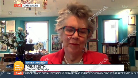 Stock Image of Prue Leith