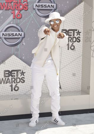 Silento Charged With Murdering Cousin. Silento at the 2016 BET Awards at the Microsoft Theater. Photo taken on 26 June 2016 in Los Angeles, California.
