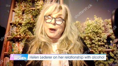 Stock Picture of Helen Lederer