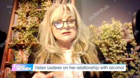 Editorial image of 'Loose Women' TV Show, London, UK - 02 Feb 2021