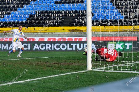 Editorial image of Italian Football, Championship League BKT AC, Pisa vs Frosinone Calcio, Pisa, Italy - 02 Feb 2021