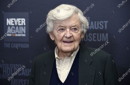 Stock Picture of Hal Holbrook arrives at the Los Angeles Dinner: What You Do Matters in Beverly Hills, Calif. on . Holbrook died on Jan. 23 in Beverly Hills, California, his representative, Steve Rohr, told The Associated Press Tuesday. He was 95
