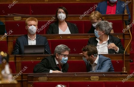 Editorial image of Weekly session of questions to the government, Paris, France - 02 Feb 2021