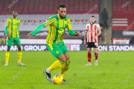 Matt Phillips of West Bromwich Albion
