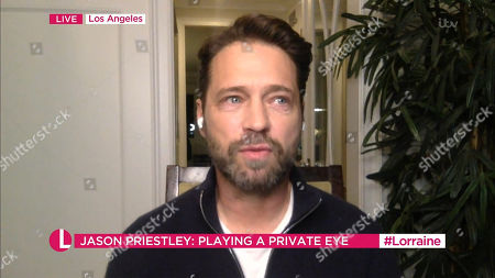 Stock Picture of Jason Priestley