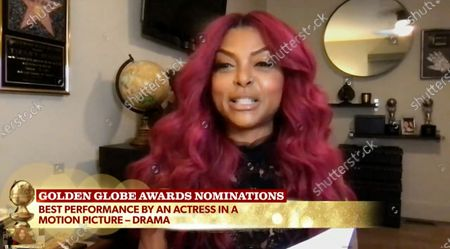 Sarah Jessica Parker and Taraji P. Henson announce the nominations for Best Performance by an Actress in a Motion Picture, Drama