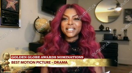 Sarah Jessica Parker and Taraji P. Henson announce the nominations for Best Motion Picture, Drama
