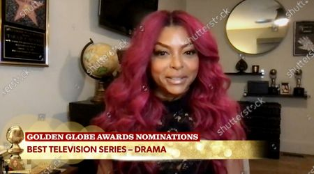 Sarah Jessica Parker and Taraji P. Henson announce the nominations for Best Television Series, Drama