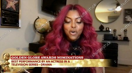 Sarah Jessica Parker and Taraji P. Henson announce the nominations for Best Performance by an Actress in a Television Series, Drama