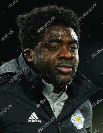 Leicester City first team coach Kolo Toure