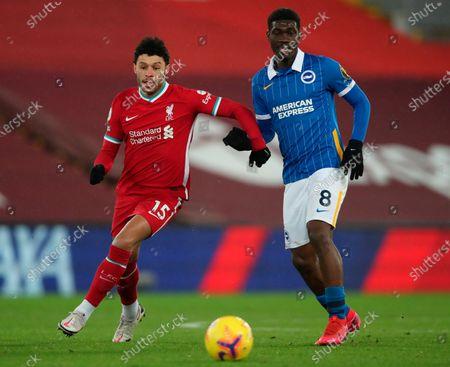 Editorial picture of Liverpool FC vs Brighton Hove Albion, United Kingdom - 03 Feb 2021