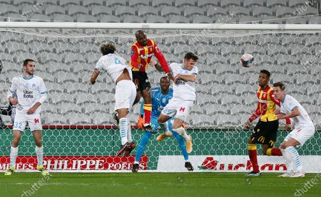 Editorial image of Soccer League One, Lens, France - 03 Feb 2021