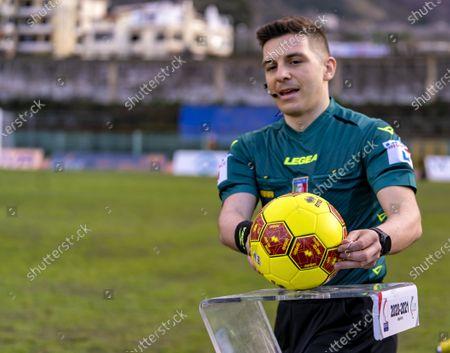 Editorial photo of Serie C Paganese vs Catanzaro 1- 0, Pagani, Campania / Salerno, Italy - 03 Feb 2021