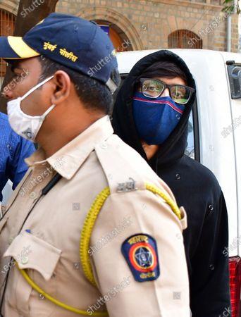 Editorial photo of Sushant Singh Rajput Case: NCB Arrests Actor's Former Colleague And Assistant Director Rishikesh Pawar, Mumbai, Maharashtra, India - 03 Feb 2021