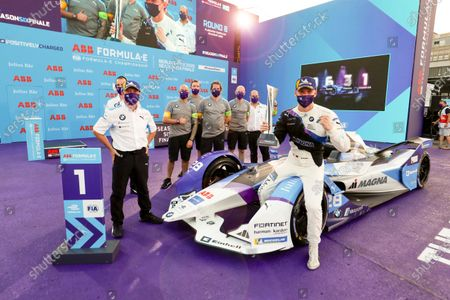 Editorial photo of Formula E - 2020