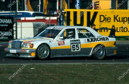 Editorial photo of Deutsche Tourenwagen Masters