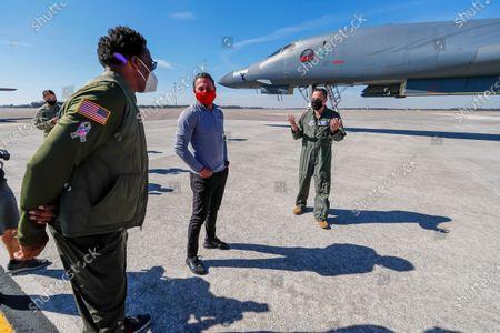 Editorial image of Super Bowl LV Salute to Service at MacDill Air Force Base, Tampa, USA - 04 Feb 2021