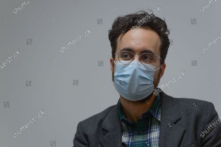 Stock Image of Mounir Mahjoubi