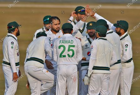 Editorial image of South Africa Cricket, Rawalpindi, Pakistan - 05 Feb 2021